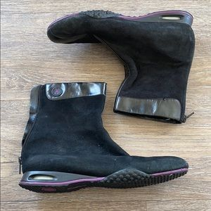 Cole Haan Nike Air ankle boots size 8.5